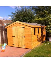 10 x 8 Standard Shed Apex Roof