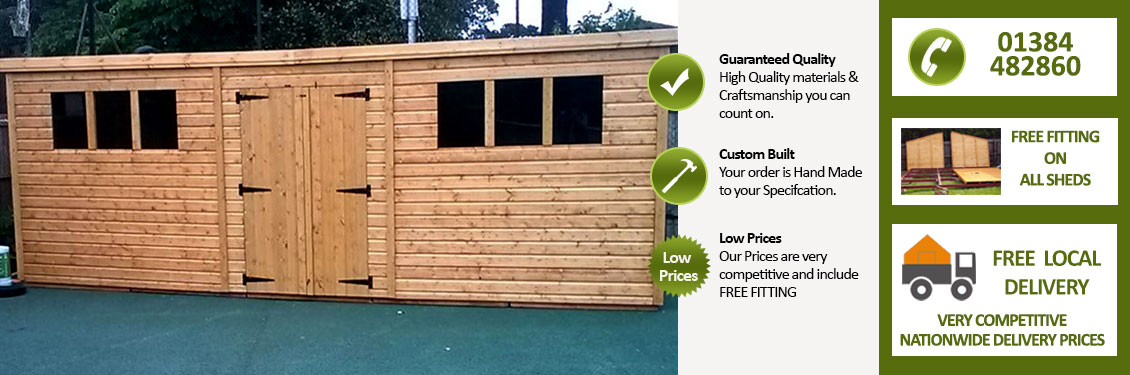 Garden Shed Suppliers