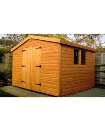10 x 10 Standard Shed Apex Roof