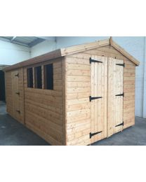 14 x 8 Standard Shed Apex Roof