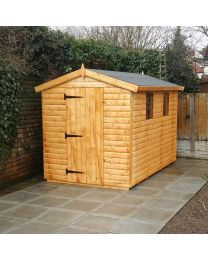 6 x 5 Standard Shed Apex Roof