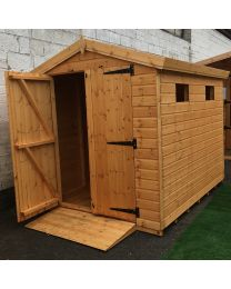 8 x 6 Garden Shed Apex Roof