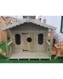 Play house 6 x 4, 2 x story