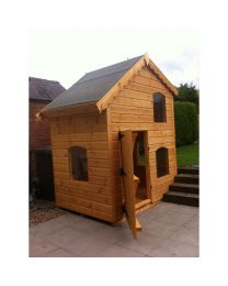 Kids Playhouse 6 X 4 Two Story